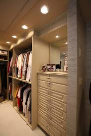 walk in closet lighting. The Arrangement Of Recessed Lamps For Clothes Closet Walk In Lighting A