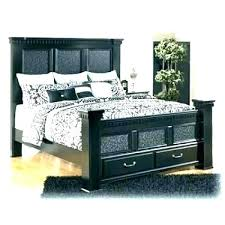 dark wood bed frame – andb.info
