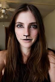 cute cat makeup