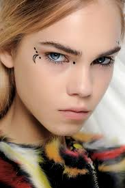 looks asheclubspot makeup high fashion hair and avant garde go make up spring 2016