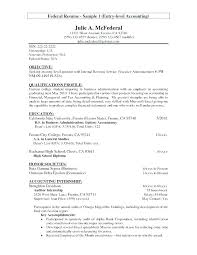 Example Of Federal Government Resumes Sample Government Contractor Resume Example Of Federal Government
