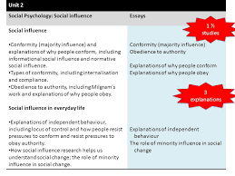 as unit rules of the game ppt  unit 2 social psychology social influence essays social influence