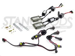 2010 12 mustang hid foglight kit from stangmods 2010 12 mustang hid fog conversion kit
