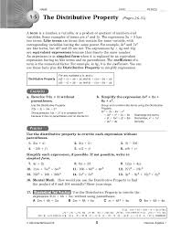 glencoe pre algebra answers for worksheets the best worksheets image collection and share worksheets