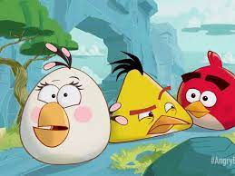 'Angry Birds Toons' launching through Angry Birds games, VOD services, TV  networks - Polygon