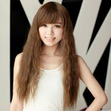 Korean Girl Hair Style long korean hairstyle best haircut style 3176 by wearticles.com