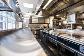 Commercial Kitchen Design London Third Floor Kitchen At The New Annabels Mayfair London
