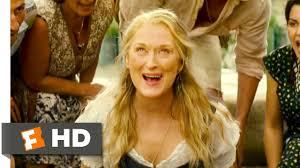 Mamma Mia! (2008) - Mamma Mia (Here I Go Again) Scene (2/10)