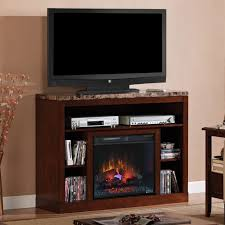 adams tvmedia electric fireplace with media storage empire cherry console cabinet mantel package tv stand entertainment