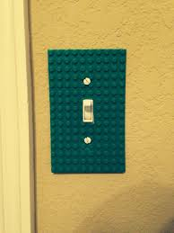 Light Switch Cover Plate 0 Diy Lego Light Switch Cover 7 Steps With Pictures