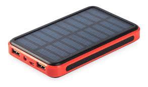 Внешний аккумулятор на солнечной батарее iNeez <b>Solar</b> ISPB ...