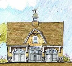 Carriage House Plans   e ARCHITECTURAL designPlan W NE  Three Car Carriage House Plan