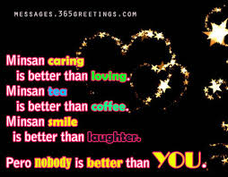 Tagalog Love Quotes For Him Gorgeous Tagalog Love Quotes 48greetings