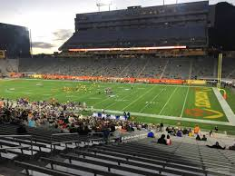 Sun Devil Stadium Section 25 Rateyourseats Com