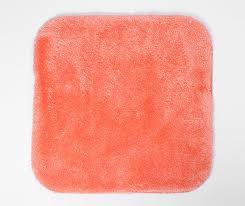 <b>Коврик WasserKraft Wern</b> BM-2573 Reddish orange напольный ...