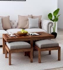 marina 2 seater coffee table set in