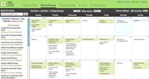 Meal Planner Online Free Magdalene Project Org