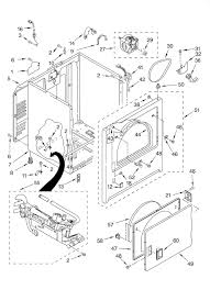 kenmore 70 series dryer parts. kenmore residential dryer parts | model 11077422600 sears within 70 series diagram .