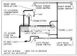 buick wiring diagrams hometown buick 1956 buick dome lamp wiring circuit diagram models 52 53 72 73