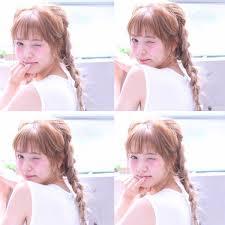 韓国発の可愛い髪型目指せオルチャンヘア Trillトリル