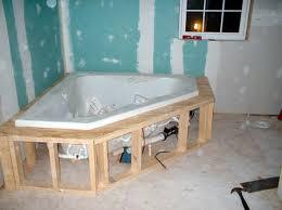 install jacuzzi tub install a bathtub