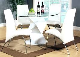 white dining table chairs white dining set with bench minimalist dining room modern round white high