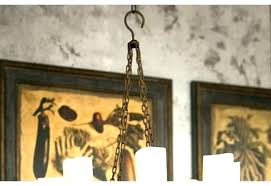 full size of round rustic candle chandelier metal circle chandeliers non electric wrought iron home improvement