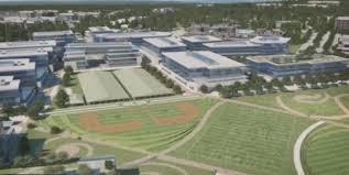 Microsoft redmond office Center Mynorthwestcom Microsoft Plans Upgrade For Redmond Headquarters