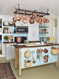 Kitchen: Diy Pegboard Kitchen Wall Storage - Kitchen Storage