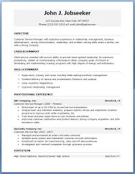 Resume Template Word Download Template S