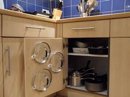 Inside Kitchen Cabinet Storage Easiest Cupboard Pan Lid Organiser 4 Steps With Pictures