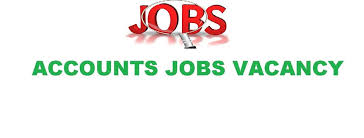 Image result for Accounts vacancy