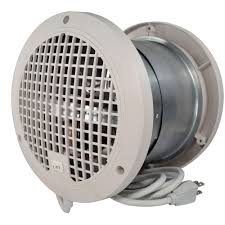 transfer fan room air heat circulation thruwall hvac thru wall vent airflow new