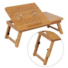 Table office desk Glass Wooden Portable Folding Bamboo Bed Laptop Table Stand Computer Laptop Desk Indiamart Office Table For Sale Office Desk Prices Brands Review In