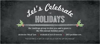 Corporate Holiday Party Invite Company Party Invitation Wording Zoli Koze