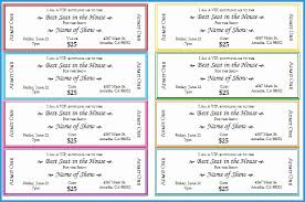 Free Editable Raffle Ticket Template Admirably 12 Free Event Ticket