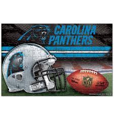 carolina panthers garden flag. Carolina Panthers 150-pc Jigsaw Puzzle Garden Flag
