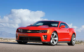Chevrolet Camaro And Ford Mustang Battle For Muscle Car Sales