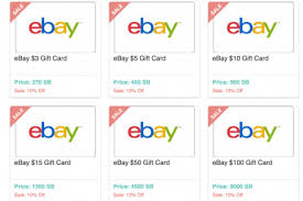 ebay gift card codes that work all gift card in usa