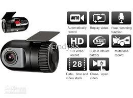 hd 720p smallest in car dash camera video register recorder car