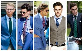 The Complete Guide To Mens Shirt Tie And Suit Combinations
