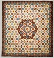 Honeycomb Quilt | Elizabeth Van Horne Clarkson | 23.80.75 | Work ... & Honeycomb Quilt Adamdwight.com