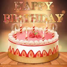 Happy Birthday Love Gif Images