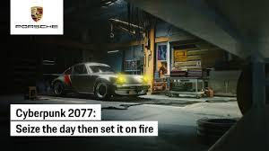 Cyberpunk 2077 x The <b>911</b> Turbo - YouTube
