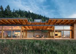 Simpson Design Group Architects Hood River Residence Scott Edwards Architecture Archdaily