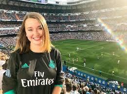 "Real Madrid Girls on Twitter: ""🇺🇸 Ashley Enlow #realmadrid… """