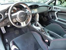 scion fr s interior automatic. the interior of 2016 scion frs is spartan in a modern fr s automatic e