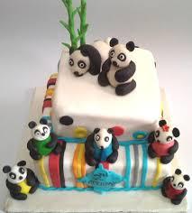 Panda Cake Online Miras Dial A Cake Bangalore