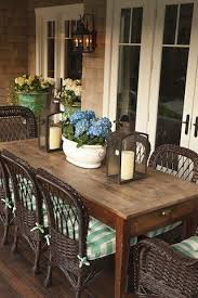 back porch dining i dream of having a back porch where we can have a huge table for my family to gather around