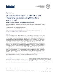 Pdf Efficient And Identification Chemical disease Relationship rrwzZq6